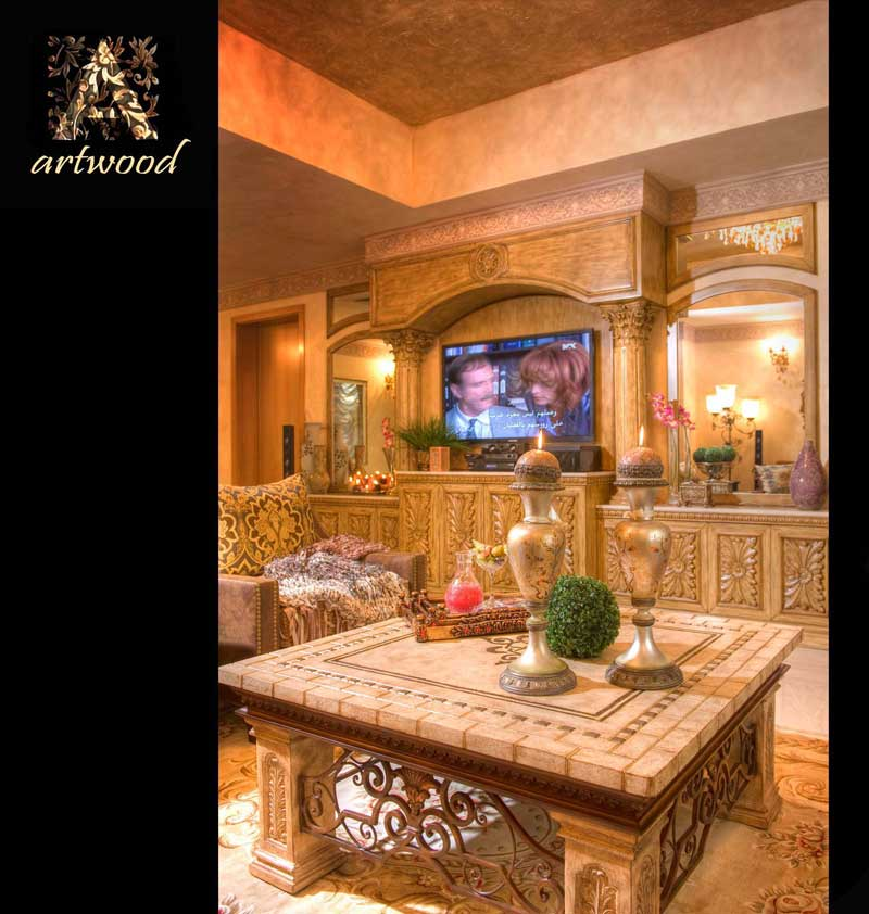 Classic Furniture Artwood Indonesia Furniture Interior Contractor Manufacturer